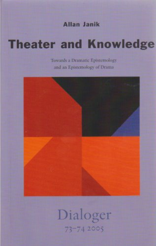 Theater and knowledge. Dialoger 73-74(2005)