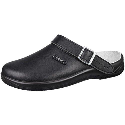 Abeba 8312-51 Arrow Chaussures sabot Taille 51 Noir