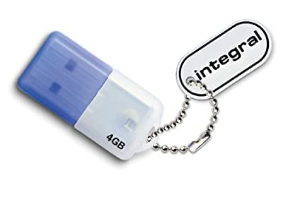 Integral Infdminibgp Mini USB 2.0 Flash Drive