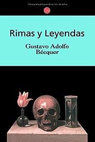 RIMAS Y LEYENDAS   FG   CL par Gustavo Adolfo Bécquer