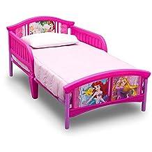 Delta Toddler Bed, 3Y+, Pink,