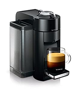 Nespresso Vertuo Coffee Machine, Black finish by Magimix - 11390