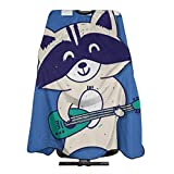 Raccoon Rock Professional Salon Haircut Apron Hair Cut Cape For Styling Hair Cut Hairdresser 55 X 66 Inch