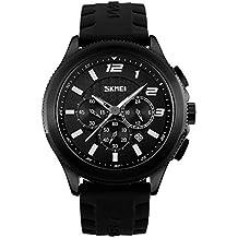 5e9fc887736d P.I.Sport N.Y. Reloj de Pulsera para Hombres Reloj de Cuarzo