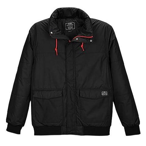 nike SB mens camp shell hooded jacket coat 547320 011 XL parka storm fit 1