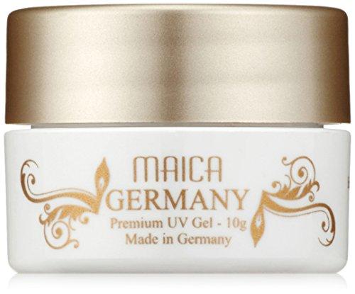 Maica Germany Gels UV French White, 1 boîte de 10 g