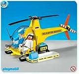 Playmobil 7885 Rettungshelikopter (Folienverpackung)