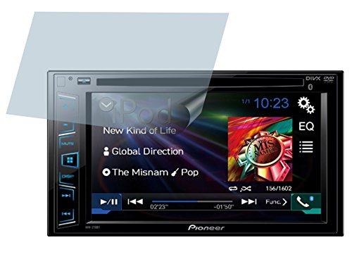 4ProTec Pioneer AVH-270BT (2 Stück) Premium Displayschutzfolie Bildschirmschutzfolie ANTIREFLEX - Kratzfest UND PASSGENAU