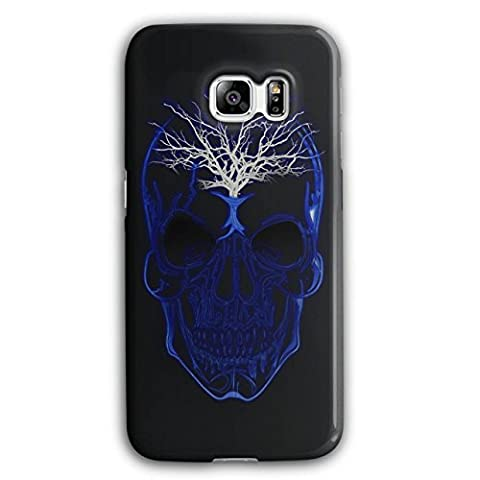 Bolt Metal Novelty Skull Biker Hell 3D Samsung Galaxy S6 Edge Plus Case | Wellcoda