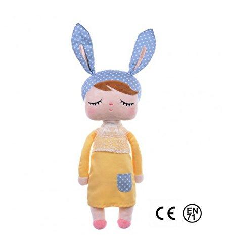Muñeca Personalizada con Nombre - Little Bunny MeToo (Amarillo)