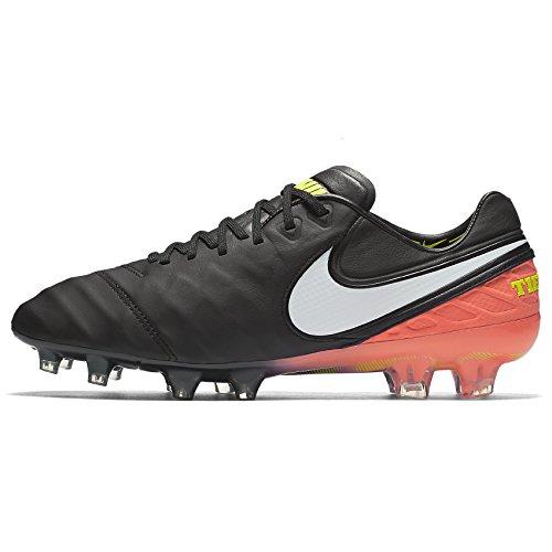 Nike 819177-018, Scarpe da Calcio Uomo Nero