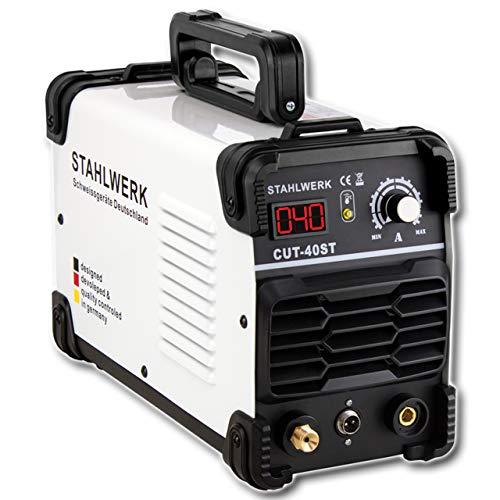 Heller CUT 40 ST IGBT Plasma avec 40 ampères jusqu'à 10 mm de puissance de coupe pour tôle laquée & coulissante, garantie 5 ans