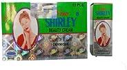 New Shirley Cream,Set Of 12 Pcs, 144 Gm