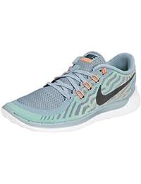Nike Free 5.0 Grau Gelb