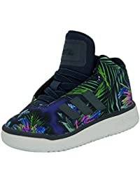 b53b5f48016c2 adidas Originals Veritas Mid I Chaussures Mode Sneakers Enfant Multicolor