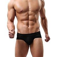 Malloom® ropa interior de algodón pantalones cortos hombres boxeadores calzoncillos