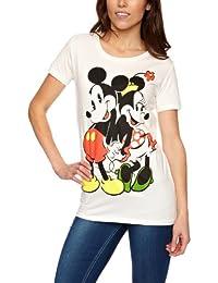 Logoshirt Damen T-shirt , Rundkragen