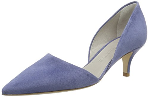 Kennel und Schmenger Schuhmanufaktur Damen Selma Pumps, Blau (Jeans), 40.5 EU (7 UK)