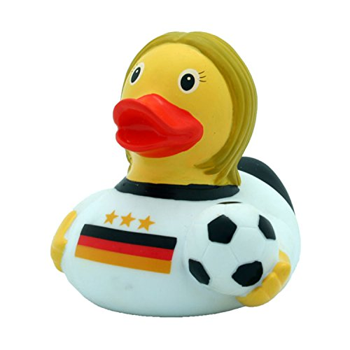 g Sammler und Fußballspieler Rubber Duck Baby Badespielzeug ()