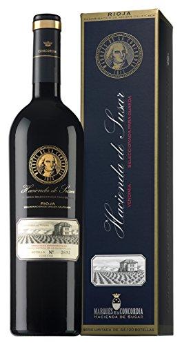 Marqués De La Concordia Premium Hacienda Súsar D.O Rioja Vino Tinto Premium - 750 Ml