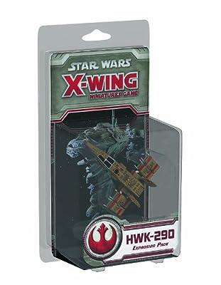 Star Wars X-Wing: Hwk-290 Light Freighter Expansion Pack por Fantasy Flight Inc