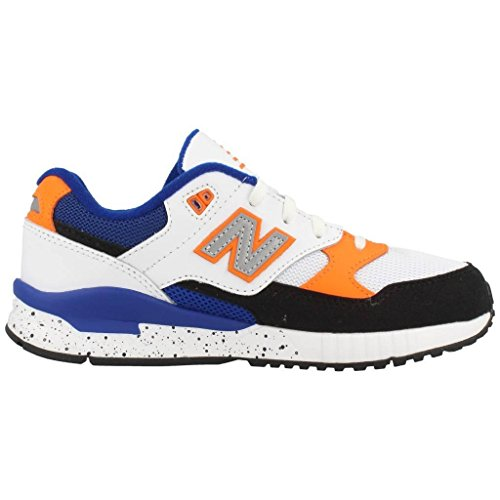 New Balance KL 530 BOP Blue Orange Arancione
