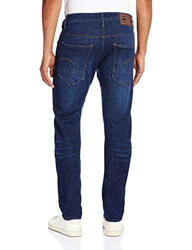 G-STAR RAW Arc 3d Slim, Jeans Homme Bleu (Dark Aged)