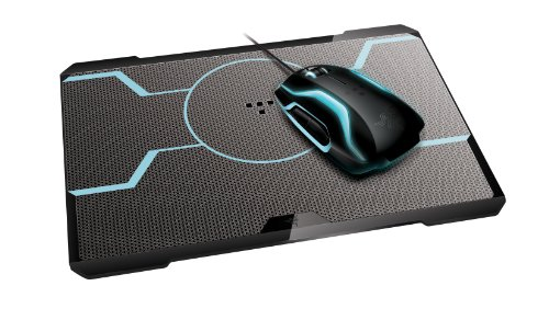 Razer TRON Gaming Mouse AND MAT Mouse