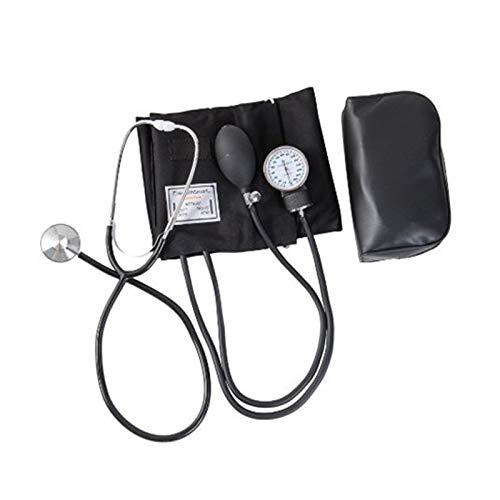 YAMEIJIA Arzt Medizinisches Gerät Kardiologie Blutdruckmessgerät Meter Tonometer Cuff Stethoskop Kit Travel Sphygmomanometer -