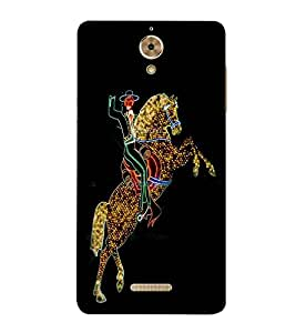 For Coolpad Mega 2.5D :: Coolpad Mega 2.5D Dual SIM horses Printed Cell Phone Cases, cowboy Mobile Phone Cases ( Cell Phone Accessories ), texas Designer Art Pouch Pouches Covers, light Customized Cases & Covers, disco Smart Phone Covers , Phone Back Case Covers By Cover Dunia