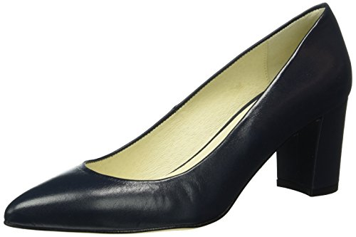 Buffalo London Damen 11197-336 Mestico Pumps, Blau (Marino), 38 EU