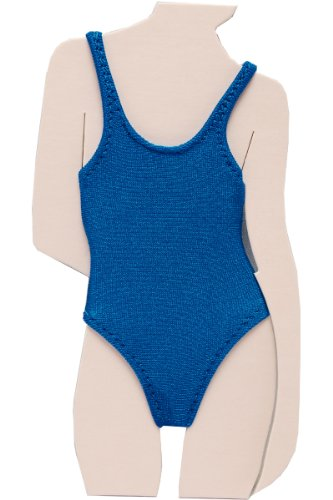 1/6 one-piece swimsuit (dark blue) DW-62059 (japan import)