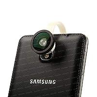 Dark 3 in 1 Selfie Lens (iPhone Samsung Nokia Sony Huawei General Mobile Asus HTC LG)