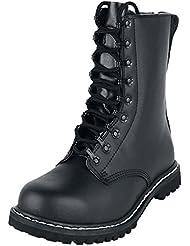Brandit Botas Militares Para Botas Negro EU40