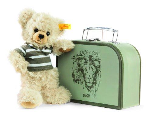Steiff 111211 - Teddybär Lenni 22 cm im Koffer, blond