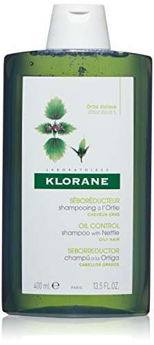 Klorane Shampoo with Nettle Mujeres No profesional