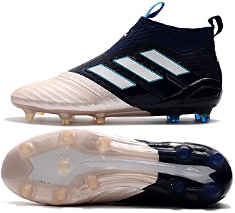 Herren Fußball Schuhe Fußball Stiefel Ace Tango 17 + purecontrol TF in grün
