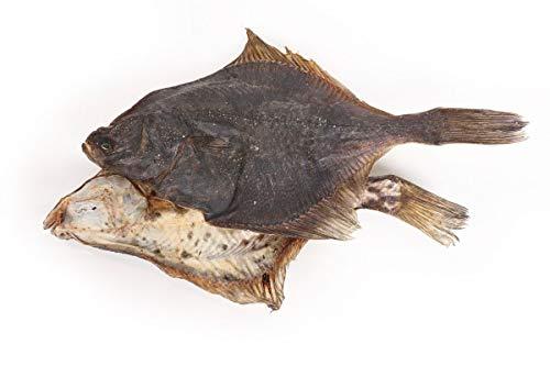 Grobys Futterkiste Fisch für Hunde getrocknet Flunder ganz als Hundekauartikel, Verpackungseinheit:1 Kilogramm