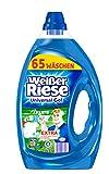Weißer Riese Universal Gel, 2er Pack (2 x 65 Waschladungen)