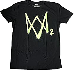 Watch Dogs 2 - Symbol - Official Mens T Shirt