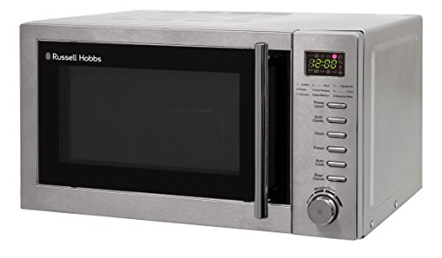Russell Hobbs RHM2031 20L Digital 800w Grill Microwave Stainless Steel