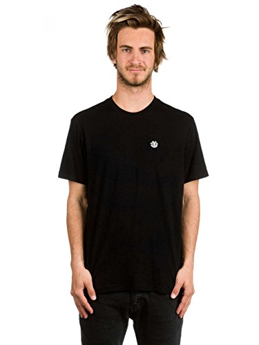 Element Crail T-Shirt Flint Black