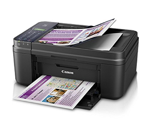 Canon E 480 Colour Wifi Multifunction Inkjet Printer (Black)  available at amazon for Rs.7999