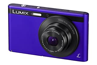 "Panasonic DMC-XS1EG-V - Cámara EVIL de 16 Mp (pantalla 2.7"", estabilizador), color violeta - kit con objetivo 24-120mm f/6.9 (B00BB3EO70) | Amazon price tracker / tracking, Amazon price history charts, Amazon price watches, Amazon price drop alerts"