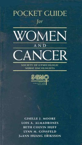 Pocket Guide for Women and Cancer -