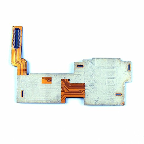 For LG Optimus G Pro E985 F240 L-04E Sim Card Memory Card Tray Flex Cable Replacement Repair Part