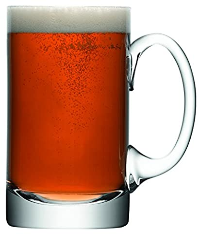 LSA International 750 ml Bar Beer Tankard - Clear