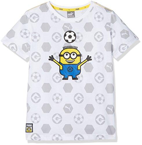 Puma camiseta de Minions, para niños. Puma