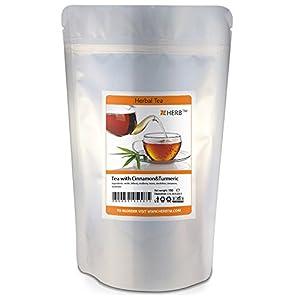 Tee mit Zimt und Kurkuma 100g