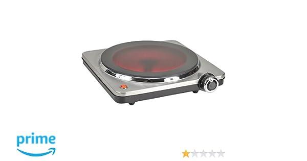 Kitchen Chef - HP102-T10 - Vitroceramic Electric Hob- 1 ...